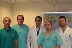 Η χειρουργική ομάδα