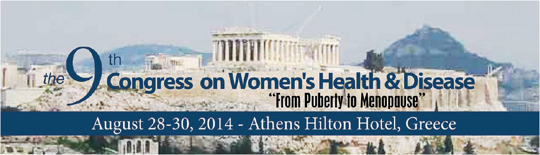 9th Athens Congress on womens health and disease